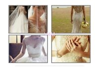 From $100/hr: ①London Wedding Photography-Videography/Booth/DVD