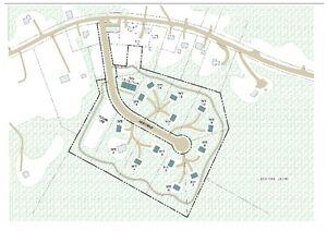 1+/- Acre Building Site 4:  Ellershouse Landing - Hwy #1