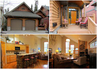 Detached House with legal suite - Canmore