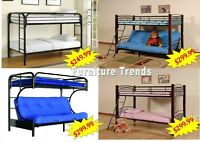 DoubleOver Double Bunk Bed