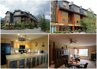Condo Canmore - 3 bedroom - Canmore Crossing