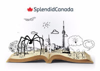 Are you into blogging!? Join us at SplendidCanada.com!