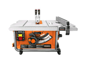 RIDGID 15 Amp Corded 10-Inch Compact Table Saw R45171NS