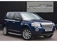 2009 Land Rover Freelander 2 2.2 Td4 e XS *High Spec + Nav + 19s etc*