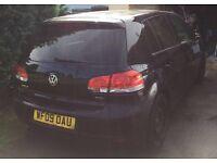 2009 Volkswagen golf s 2.0 tdi 5 door damaged repairable salvage bargain!!!