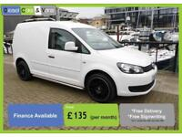 Volkswagen Caddy 1.6TDI ( 102PS ) C20, ALLOYS, SIDEBARS, ROOFBARS
