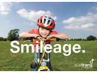 Own a bike? Love cycling? Sustrans Cycle Path Fundraiser in Bath £8.50/hour Part Time