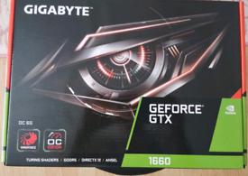 Gigabyte GeForce GTX 1660 OC 6GB