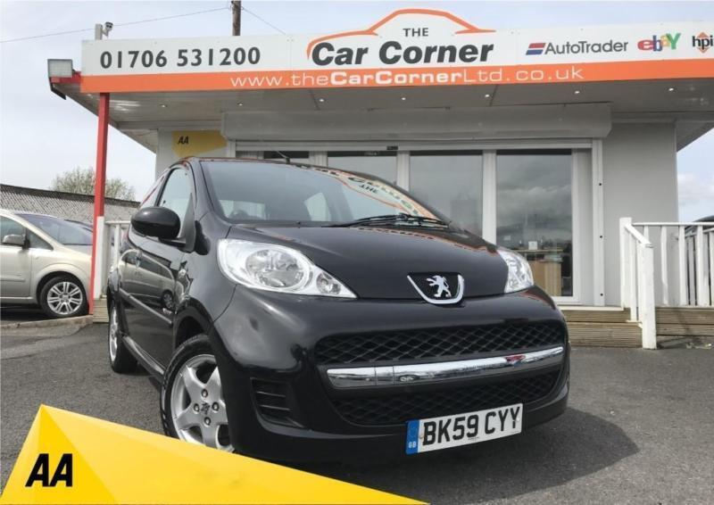peugeot 107 verve used cars rochdale, greater manchester | in