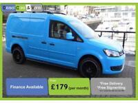 Volkswagen Caddy Maxi 1.6TDI Ex Bristish Gas AIRCON E/PAC £3000 worth of extras