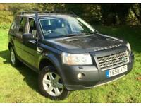 Land Rover Freelander 2 2.2 TD4 GS (160)**Only 65,200 Miles With 8 Stamps!**
