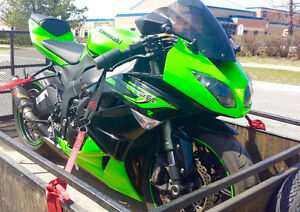 Affordable Motorcycle Transport GTA&Surrounding Towing 24/7 Tow