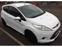 Ford Fiesta 1.6TD ( 95ps ) 2010.5MY Zetec S
