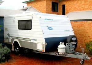 Jayco Starcraft Outback 13 Stirling Area Preview
