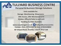 New Build First Floor Storage & Showroom Unit To Let