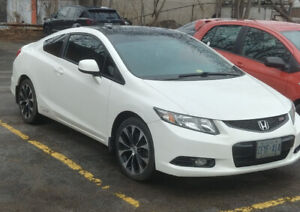 2013 Honda Civic Coupe SI - VERY CLEAN