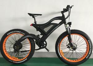 SMTEV™ Smart Peak Electric Bicycle