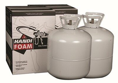 High Density Spray Foam Insulation Kit For Roof Patch Handi Foam 340 Bf 3.1 Lb