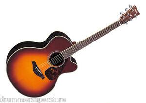 Yamaha-FJ-Series-FJX730SC-Acoustic-Electric-Guitar-Brown-Sunburst