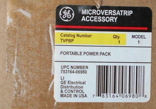 GE TVPBP portable power pack, New in original opened box