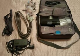 Cpap sleep apnea USED machine Resmed Airsense 10 autoset MASK INCLUDED RRP: $2000 FREE uk delivery