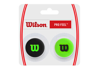 Wilson Pro Feel Blade Dampener Tennis Racquet Vibration Racket Damp WR8405901001