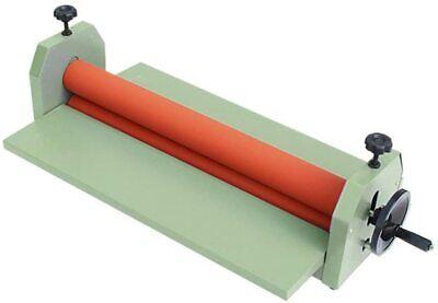 25 Inch Manual Roller All-metal Desktop Cold Laminating Machine 650 Mm