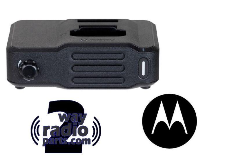 Motorola OEM RLN6506  Minitor VI 6 Amplified Charger Base + VHF ANTENNA RLN6507