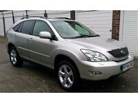 2004 LEXUS RX 300 SE-L AUTO JEEP 1 OWNER F.L.S.H 6 MONTHS WARRANTY (t-z awesome-cars)