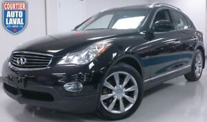 2015 Infiniti QX50 AWD - BLACK ON BLACK! - TOIT - CAM - BOSE