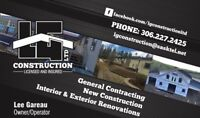 General contracting/electrical