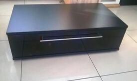 Germania Cool Black High Gloss TV Unit