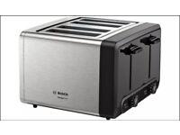 Bosch - 4 Slice Toaster