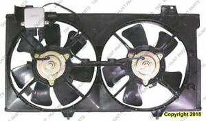 Cooling Fan Assembly 3.0L With Control Unit Mazda 6 2003-2008