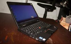 Lenovo Thinkpad X120e Slim Laptop 1.6 GHZ 2 GB RAM 256 GB HDD - Excellent Working Condition