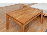 Great condition Solid Oak Coffee Table