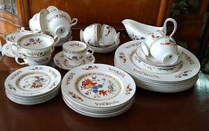 Wedgwood Jamestown dinner set for 6 Crows Nest North Sydney Area Preview