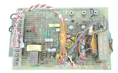 Reliance Electric 0-51381 Control Board 051381