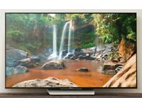 Sony XD85   LED   4K Ultra HD   High Dynamic Range (HDR)   Smart TV (Android TV)  55 in