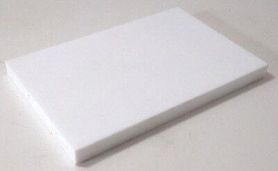 8935) PTFE, Teflon, Polytetrafluorethylen, weiß, 15mm