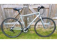 Claude Butler Urban Hybrid Bike 20 inch Frame