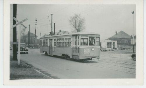 1940 Birmingham Electric Railway Co. Streetcar #532 Alabama Trolley Traction