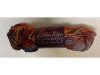 Ella Rae Lace Merino Chunky Hand Painted Yarn Color Splash 06