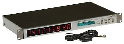 Arbiter Systems 1093c Upgraded Gps Time Atomic Master Clock Receiver Led Display