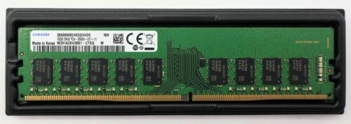 Samsung 16GB DDR4 2666MHz SERVER ECC UDIMM RAM M391A3K43BB1-CTDQ
