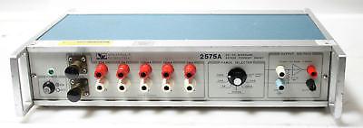 Valhalla Scientific 2575a Ac-dc Wideband Active Current Shunt