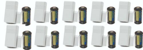 10 PK Honeywell 5816WMWH Wireless Door/Window Contact