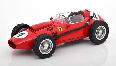 CMR 1//18 Ferrari Dinosaurio 246 #14 Mike Hawthorn 2ND Italiana Grand Prix Grand Prix Monza 1958