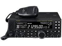 Yaesu ft450 d. Amateur radio