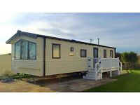 Lovely Holiday Caravan at Haven Hopton-on-Sea Holiday Village Near Great Yarmouth in Norfolk
